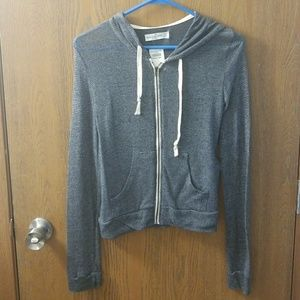 NWT Abercrombie & Fitch Zip Up Jacket